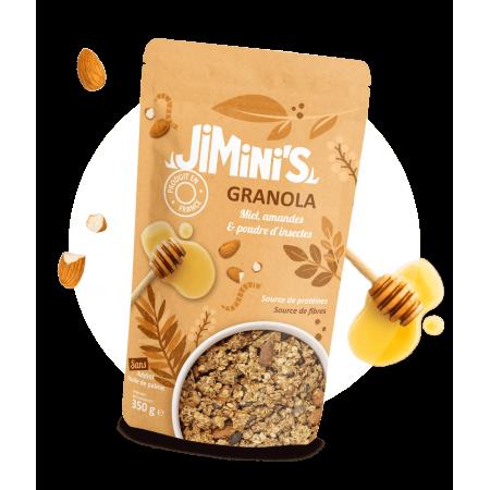 Granola honey & almonds