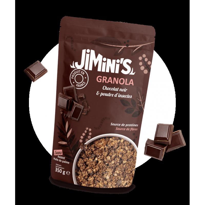 Granola pure chocolade